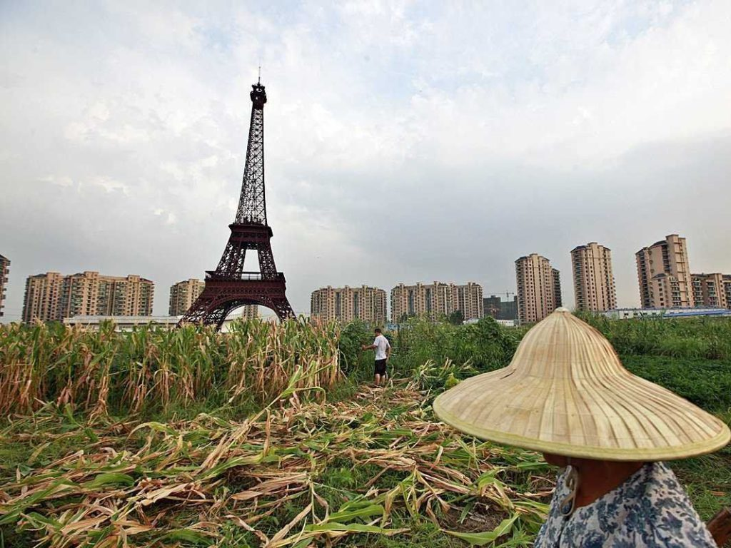 """¿Invertirías en la """"París"""" China? Oferta y demanda en el mercado inmobiliario 1"""