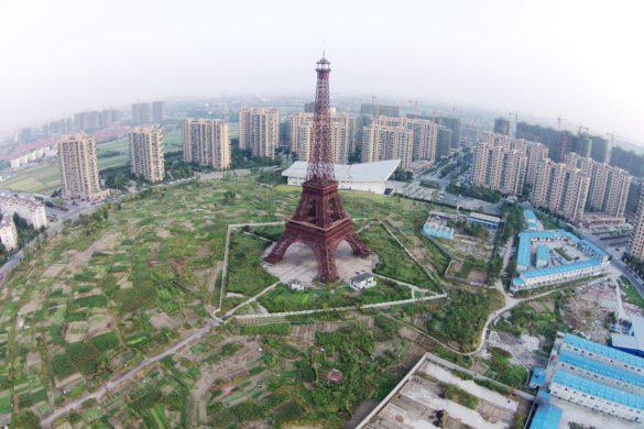 """¿Invertirías en la """"París"""" China? Oferta y demanda en el mercado inmobiliario"""